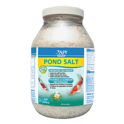 Pond Care Pond Salt 145 oz.