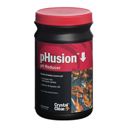 CrystalClear Phusion pH Salts Down 2 lbs