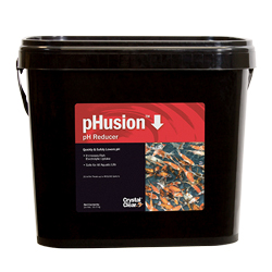 CrystalClear Phusion pH Salts Down 25 lbs