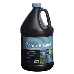 CrystalClear Foam-B-Gone Anti-Foam 1 gallon (MPN CC060-1G)