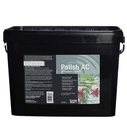 CrystalClear Polish Activated Carbon 15 lbs