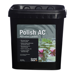 CrystalClear Polish Activated Carbon 5 lbs