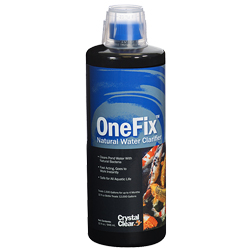 CrystalClear OneFix Natural Water Clarifier 32 oz (MPN CC021-32)