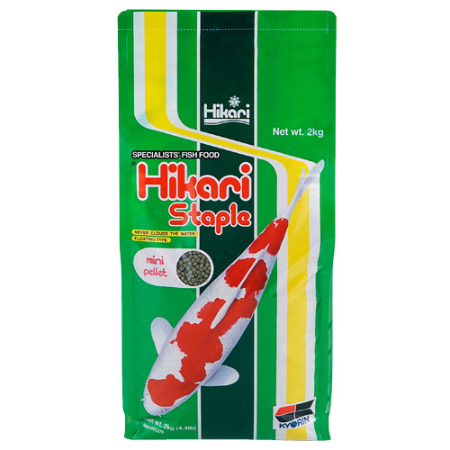 Hikari Staple Mini Pellets 4.4 lb (MPN 01270)
