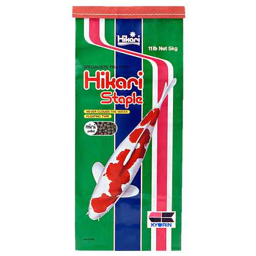 Hikari Staple Mini Pellets 11 lbs (MPN 01282)
