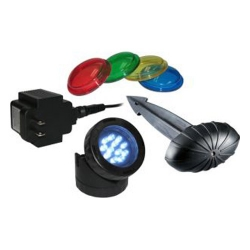 Alpine Single light with photocell & transformer (MPN LED112T)