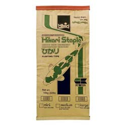 Hikari Staple Medium Pellets 22 lb (MPN 01389)