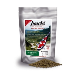 Dainichi Inochi PRO All Season Koi Food, Medium Pellet 22 lbs