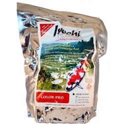 Dainichi Inochi Color PRO Koi Food, Medium Pellet 4 lbs