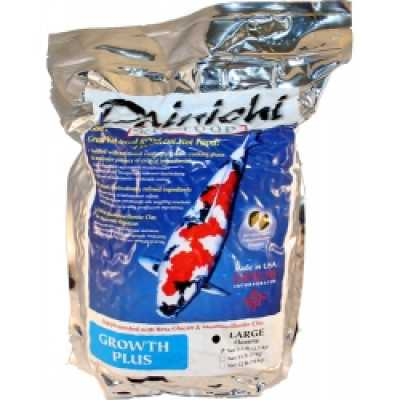 Dainichi Growth Plus Koi Food, Large Pellet 5.5 lbs