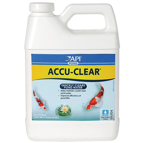 API Pond AccuClear 32 oz. (MPN 142 G)