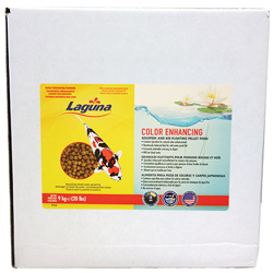 Laguna Color Enhancing Goldfish/Koi Floating Food 20 lb. (MPN PT129)