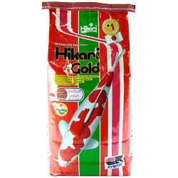 Hikari Gold Medium Pellets 11 lb (MPN 02382)