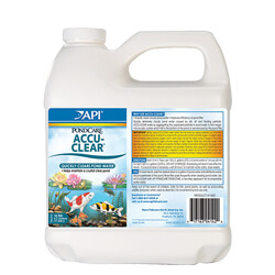 API Pond AccuClear 64 oz (MPN 142D)