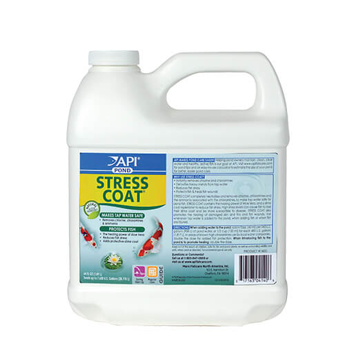 Pond Care Stress Coat 64 oz