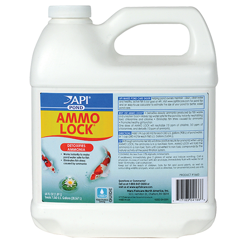 API Pond Ammo Lock 64 oz. (MPN 166 D)