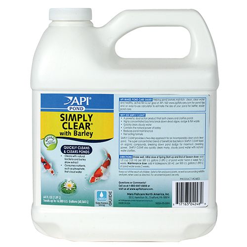 Pond Care Simply Clear 64 oz.