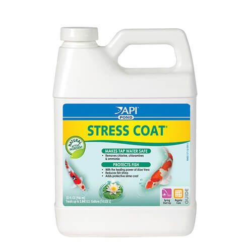 API Pond Stress Coat 32 oz. (MPN 140 G)