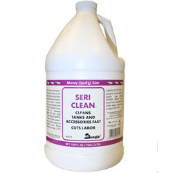 Jungle Labs Seri Clean Tank & Accessories Cleaner 1 gallon