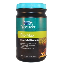 Atlantic Bio-Max Beneficial Bacteria 1 lb