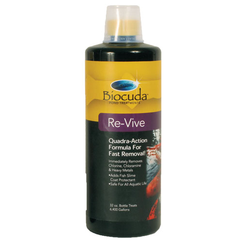 Atlantic Re-Vive Dechlorinator 32 oz (MPN 5RV32)