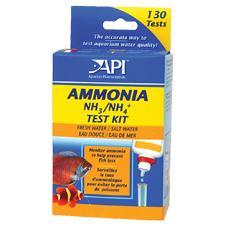 Pond Care Ammonia Test Kit 130 Tests