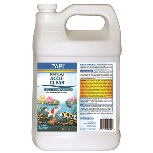 Pond Care AccuClear 1 gallon