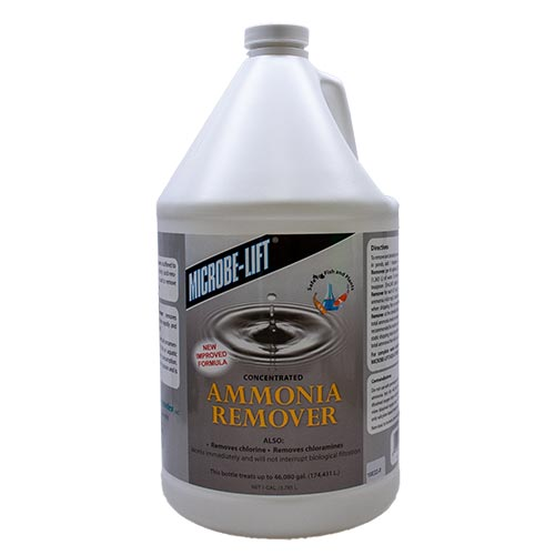 Microbe-Lift Ammonia Remover 1 gal. (MPN AMREGAL)