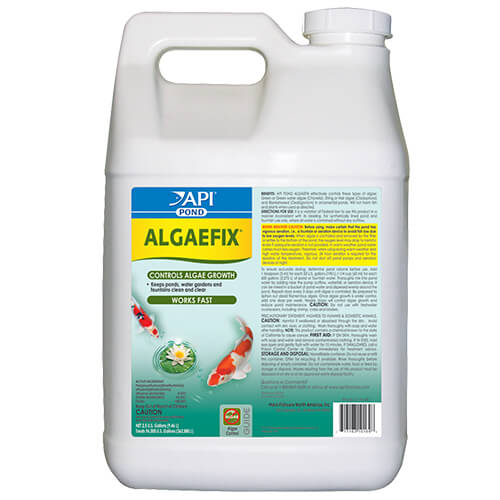 API Pond AlgaeFix 2 1/2 gallon