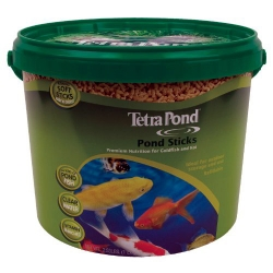 Tetra Floating Food Sticks 2.53 lb. Bucket (MPN 16357)