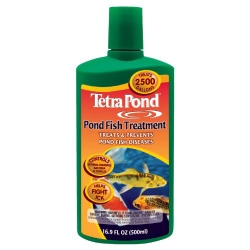 Tetra Pond Fish Treatment 16.9 oz. (MPN 16382)