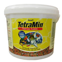 Tetra Min Tropical Flakes Fish Food 4.52 lbs (MPN 16623)