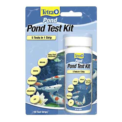 Tetra 5-in-1 Test Strips Pond Test Kit