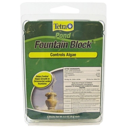 Tetra Fountain Block 6 pc (MPN 16737)