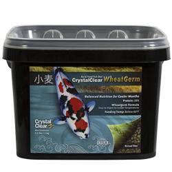 CrystalClear Wheatgerm Koi Food Standard Pellet 2.2 lb Bucket (MPN CC053-2)