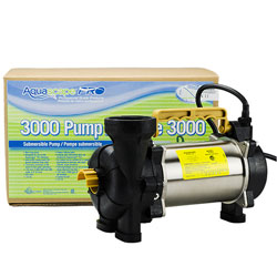 AquascapePRO 3000 Pump (MPN 20002)