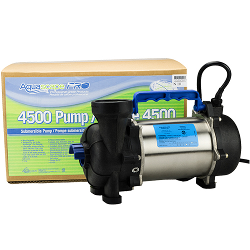 AquascapePRO 4500 Pump