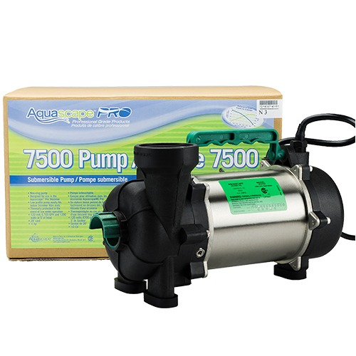 AquascapePRO 7500 Pump