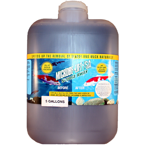 Microbe-Lift Sludge Away 5 gal. (MPN MLXSA5G)