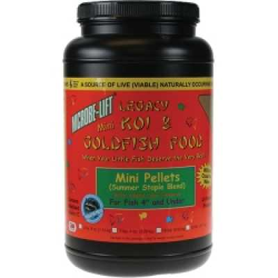 Microbe-Lift Mini Pellets 2 lbs 8 oz