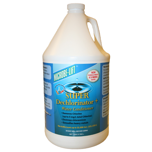 Microbe-Lift Super Dechlorinator Plus 1 gallon (MPN DECHLGAL)