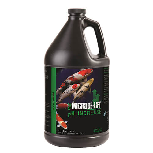 Microbe-Lift PH Increase 1 gallon (MPN PHINGAL)