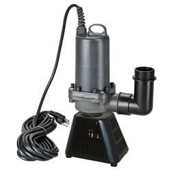 Pondmaster Hy-Drive 2550 gph Skimmer Pump (MPN 20355)