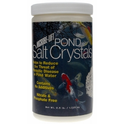 Microbe-Lift Pond Salt Crystals 2.5 lbs