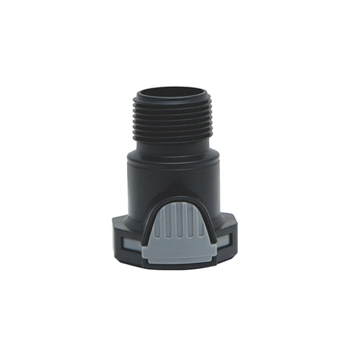 "Click-Fit, 1"" w/Univ. 3/4"" Threaded Male Fitting (MPN PT 623)"