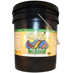 Microbe-Lift Big Bites Fish Food 16 lbs 12 oz