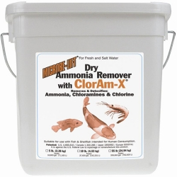 Microbe-Lift  Dry Ammonia Remover / Cloram-X 5 lb (MPN DAR05)