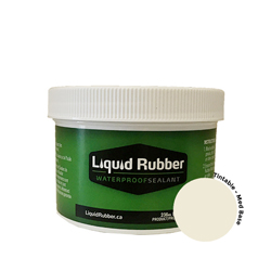 21039 - Liquid Rubber Waterproof Sealant Tint Base 8 oz.