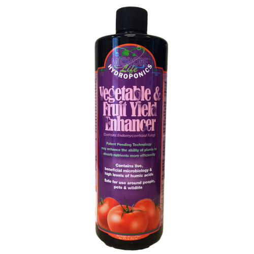 Microbe-Life Hydroponics / Vegetable & Fruit Yield Enhancer 32 oz (MPN PH21346)
