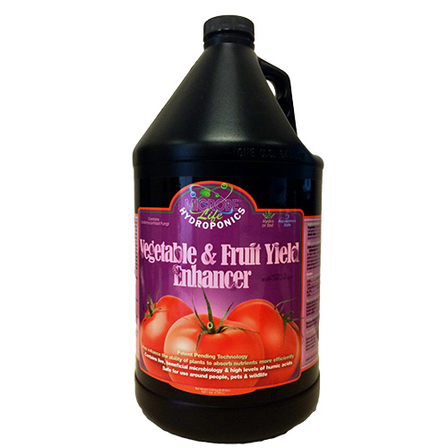 Microbe-Life Hydroponics / Vegetable & Fruit Yield Enhancer 1 gallon (MPN PH21347)